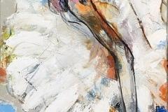 Intermission,  Oil on Canvas,  90cm x 50cm