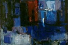 Lukasta II, Oil on Canvas,  90cm x 120cm