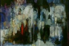 Lukasta III, Oil on Canvas,  90cm x 120cm