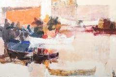 Sea Dreams II,  Oil on Canvas,  80cm x 120cm