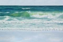 Seascape I,  Cyril Seme,  Acrylic on Canvas