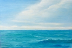 "Serenity VI,  Cyril Seme,  Oil on Canvas,  24""x36"""
