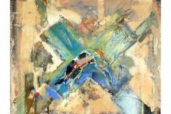 Sign,  Oil on Canvas,  60cmx70cm