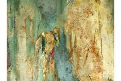 Soldier,  Oil on Canvas,  60cm x 70cm