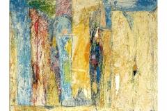 Summer,  Oil on Canvas,  60cm x 73cm