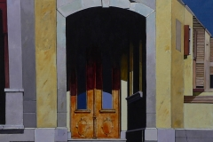 The Shadow II,  Oil on Canvas,  71cm x 70cm