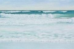 Tofino Long Beach,  Cyril Seme,  Acrylic on Canvas