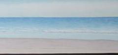 "Tofino VII,  Cyril Seme,  Acrylic on Canvas,  12""x48"""