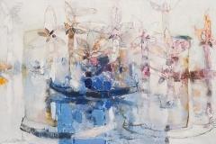 Venetian Mistery,  Oil on Canvas,  80cm x 120cm