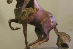 Horse II,  Bronze
