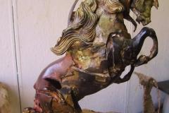 Horse III,  Bronze