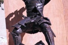 Soldier III,  Bronze