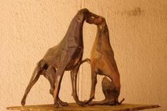 The Friends,  Bronze