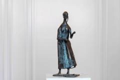 Sacred,  Bronze,  25cm x 10cm x 8cm