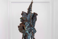 Don Quixote,  Bronze,  69cm x 25cm x 16cm