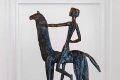 Youth,  Bronze,  54cm x 34cm x 16cm