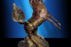 Wild Horse,  Bronze